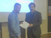 Hakkari'de 66 kursiyere sertifika verildi