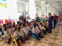 Hakkari'de 3-12 yaş grubu öğrencilere eğitim desteği