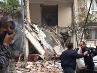 Bursa'da patlama 7 yaralı!