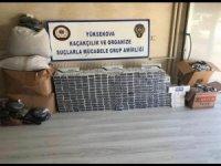 Hakkari genelinde kaçakçılık operasyonu