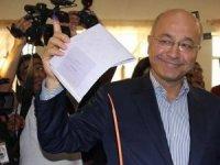 Irak'ın yeni Cumhurbaşkanı Berhem Salih