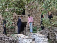 Çukurca'nın tarihi su değirmeni restore ediliyor