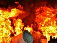 11 Kişi yanarak öldü!