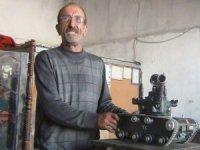 Cumhurbaşkanı Erdoğan'a maket tank