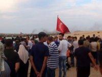 İsrail askerleri saldırdı: 80 yaralı