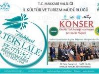 Türk halk müziği konserine davet