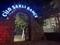 Yüksekova'da bir ilk: 'Cilo Saklı Bahçe' hizmete açıldı