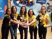 Hakkari raftingde Türkiye ikincisi oldu