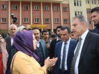 Şemdinli'de 5 derslikli okul açıldı