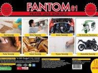 Fantom61 ile 5 saniyede lekelere son