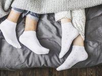 Çorapla uyumak faydalı mı?