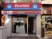 Hakkari'de Ekomini market hizmete girdi