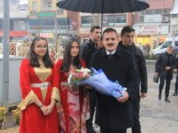 Hakkari'nin yeni valisi Akbıyık görevine başladı
