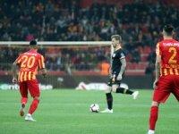 Galatasaray-3 -Kayserispor-0