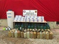 5 bin 250 paket kaçak sigara ele geçirildi