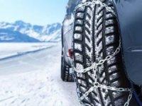 Kış lastiği takmayanlara 625 lira ceza