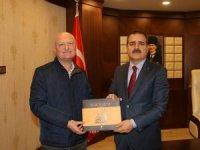 Genel Başkan Yardımcısı Köse'den Vali Akbıyık'a ziyaret