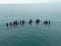 Van Gölü'ndeki balığın türü tespit ediliyor