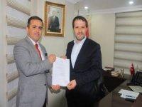 Müdür Ertunç, Ak Parti aday adaylığını açıkladı