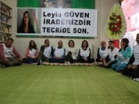 Hakkari HDP 2 günlük açlık grevi başlattı