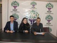 HDP'den yerel seçim açıklaması