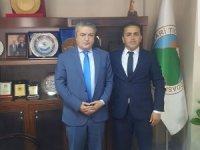 AK Parti Genç  aday adayı Ertunç, Hatso'yu ziyaret etti