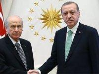 AK Parti ve MHP yerel seçimde ittifak yapacak