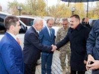 Vali Akbıyık'tan Hakkari üniversitesine ziyaret