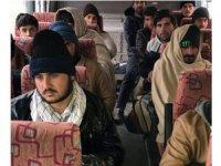 Van'da 46 kaçak göçmen yakalandı