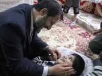 Başkan Gür'ün çocuk sevgisi