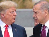 Cumhurbaşkanı Erdoğan, Trump'la görüştü!