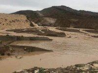 Duhok'ta baraj çöktü