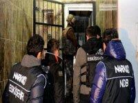 Uyuşturucu operasyonu: 44 gözaltı