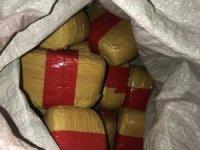 48 kilo 924 gram eroin ele geçirildi