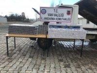 24 bin 690 paket kaçak sigara ele geçirildi