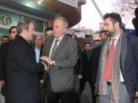 Başkan Epcim'den Başkan Keskin'e ziyaret