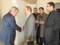 Başkan Epcim'den aşiret lideri Piruzbeyoğlu'na ziyaret