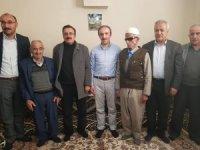 Başkan Epcim'den Kızılkaya ailesine ziyaret