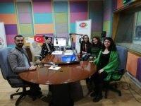 Çukurca Fm Radyo  çalışanları eğitim seminerine katıldı