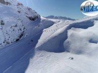 Hakkari kayak merkezi havadan görüntülendi