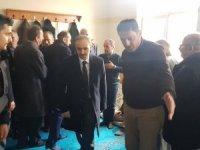 Başkan Epcim, Ümit ailesinin taziyesine katıldı