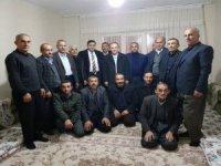 Başkan Epcim, Zavite ailesini ziyaret etti