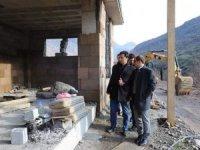 Kaymakam Ayca'dan rafting merkezine ziyaret