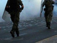 patlama: 1 polis yaralı