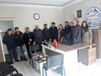 Ak Parti 'den Başkan Aydoğdu'ya ziyaret