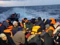 1 yılda 25 bin 336 kaçak göçmen yakalandı