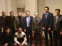 Başkan Epcim, mahalle ziyaretlerde bulundu