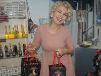 Mardinli Monroe eşek sabunu ile yurt dışına açıldı!