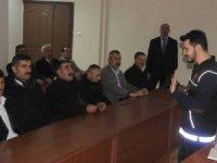 Narko rehber eğitim seminerleri düzenlendi