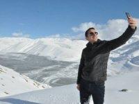 Dilimli Barajı dondu...
